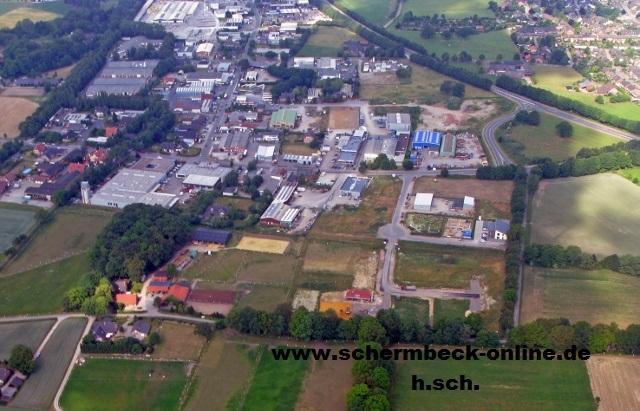 Gewerbegebiet am Hufenkampweg-Luftbild1 (640x411)