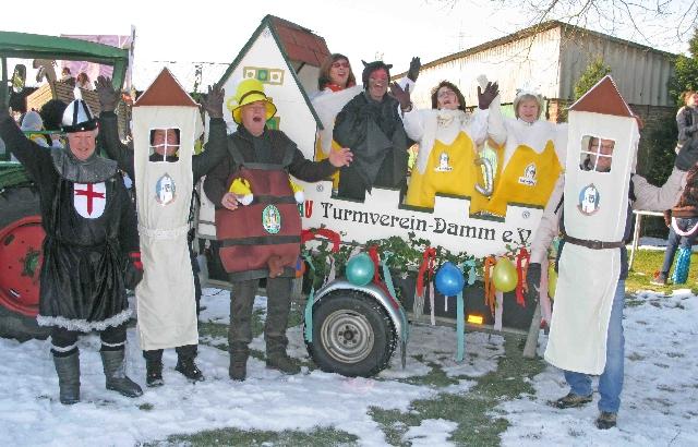 Karneval Turmverein Damm