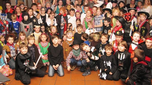 Kinderkarneval Schermbeck 2013 (11)