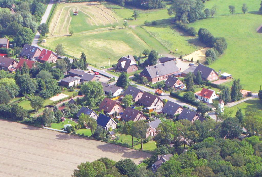 Luftbild Nr. 10, Damm, Elsenberg, 22.6.2010  IMG_3637