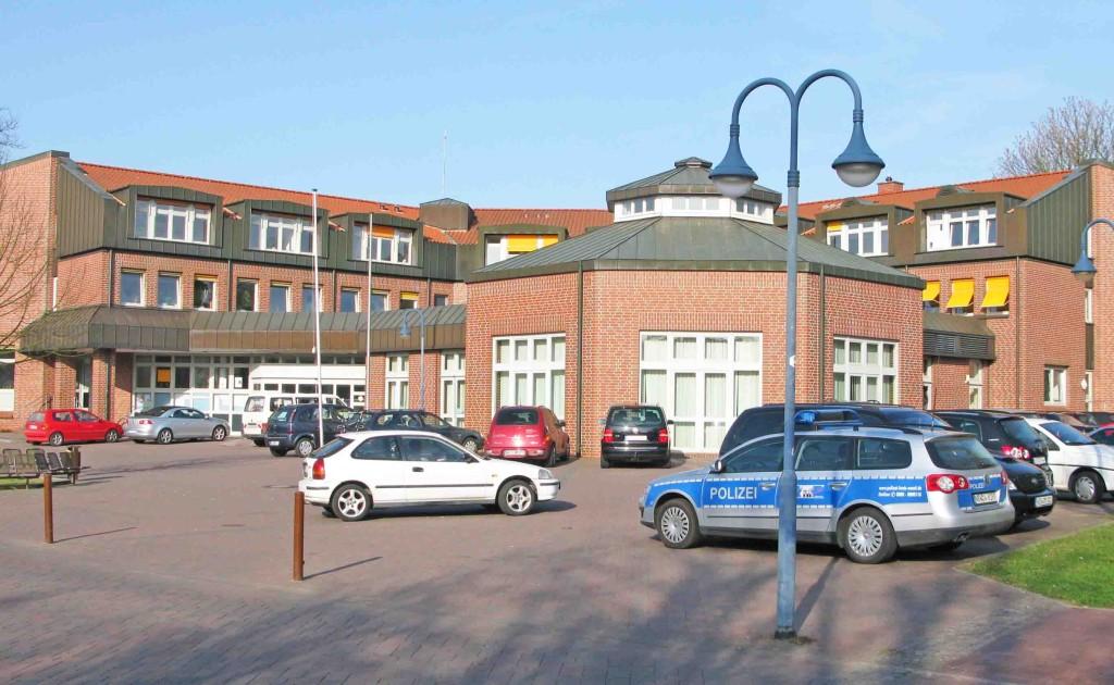 Im Schermbecker Rathaus liegt der Bebauungsplan Nr. 48 zur öffentlichen Einsichtnahme aus. Foto Scheffler