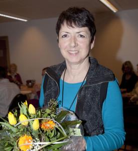 Nach zehnjähriger Tätigkeit als stellvertretende Vorsitzende wurde Doris Hecheltjen-Niesen verabschiedet. Foto: Ulrike Pollmann