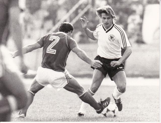 Olaf Thon bei Schalke 04