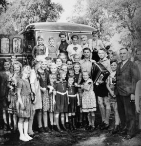 Östricher-Schule-zirka-1948