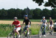 Schermbeck Fahrradweg