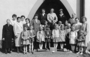 Schermbeck, Volksschule Oestrich