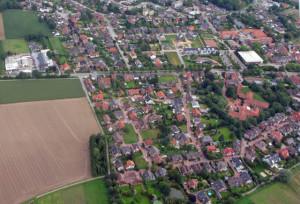 Schermbeck Luftbild