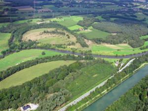 Schermbeck Luftbild Scheffler