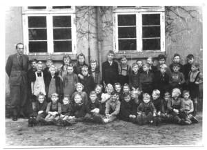 Schermbeck, Schule Östrich