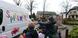 Spielmobil in Schermbeck