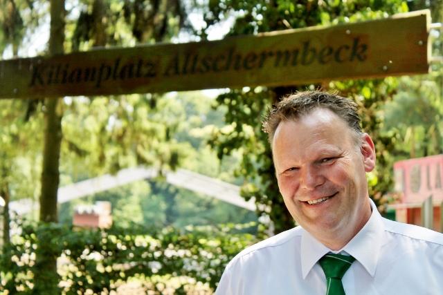 Andreas Hülsdünker, ein waschechter Schermbecker