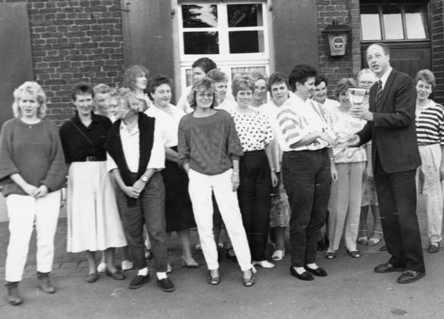 Damen-Preisschießen in Bricht, Sept. 1988 (640x460)