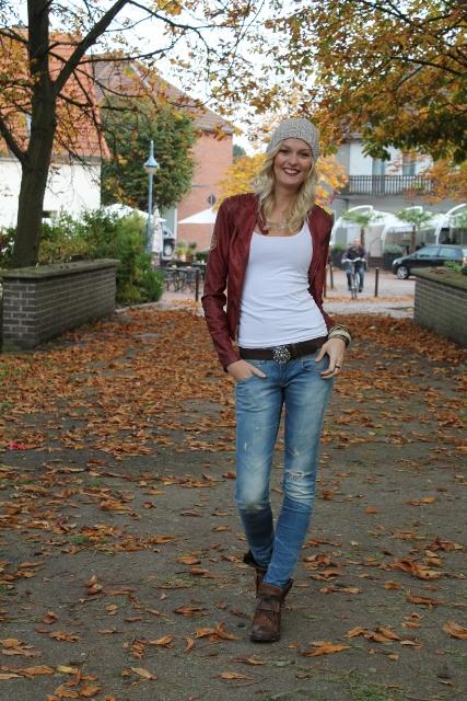 Miriam Hoeller aus Schermbeck im Interview