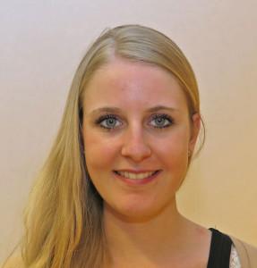 Carolin Schulte-Loh wurde einstimmig als Jugendwartin im Amt bestätigt. Foto Scheffler