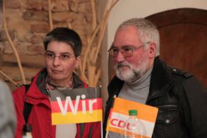 Anke und Gerd Hoyer