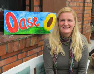 Die Dammerin Alexandra Dürrbaum bietet im Netzwerk einen neuen Kurs an. Foto: Scheffler
