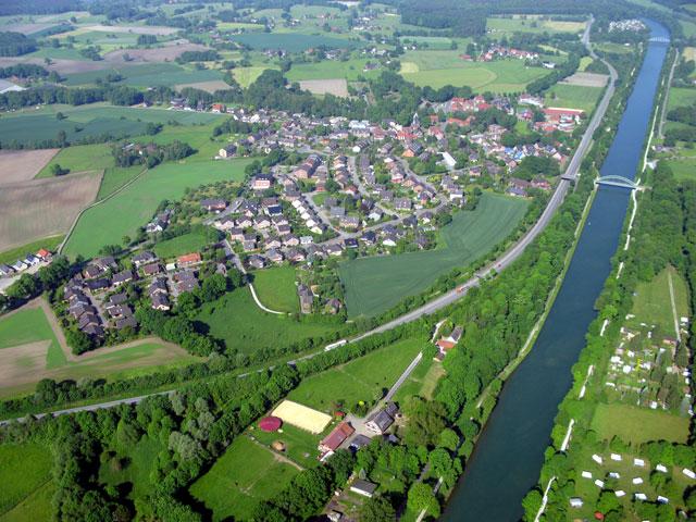 Luftbild Gahlen