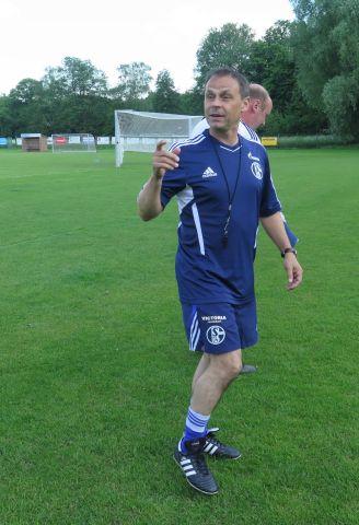 Schalke-Fußballer Olaf Thon