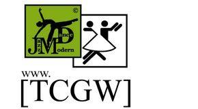 Grün weiß Tanzclub