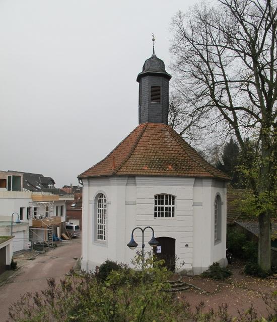 Am 28. Mai 1786 wurde diese zweite reformierte Kirche feierlich eingeweiht. Heute wird das barocke Gebäude als Kulturstube genutzt. Foto Scheffler