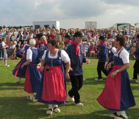 Trachtenschützenfest 2014 in Uefte
