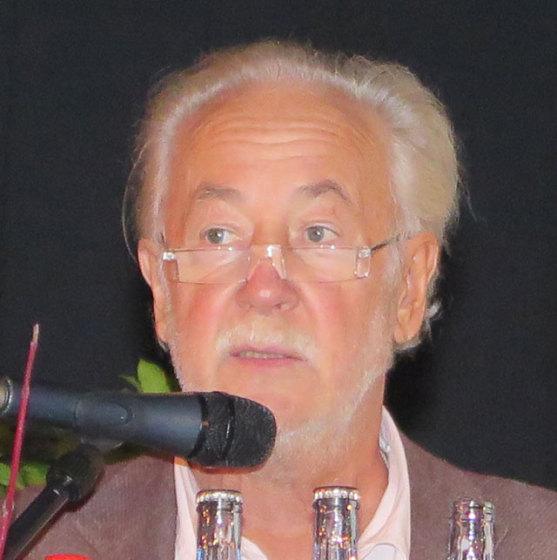 Dr. Ludger Heid von der Universität Essen-Duisburg schilderte den historischen Hintergrund der Reichspogromnacht, Foto Scheffler