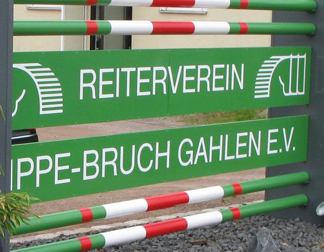 Schermbeck, Reiterverein Lippe-Bruch Gahlen