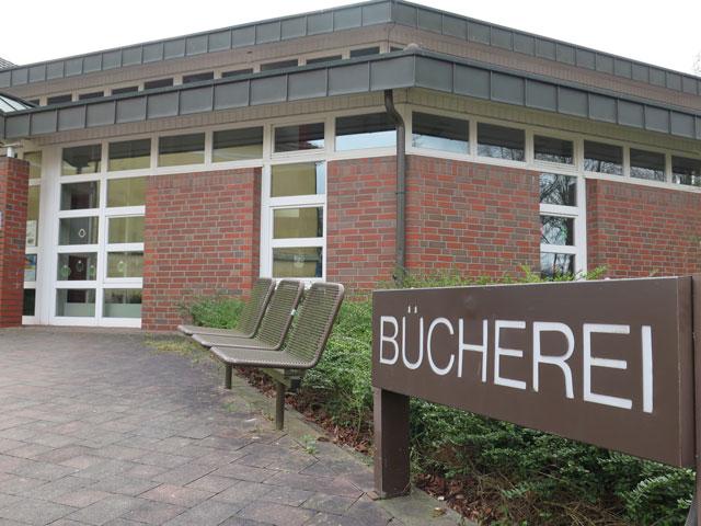Schermbeck, Bücherei