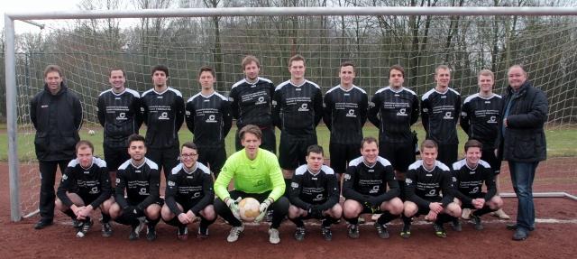 Fussballmannschaft TUS Gahlen2 (2)