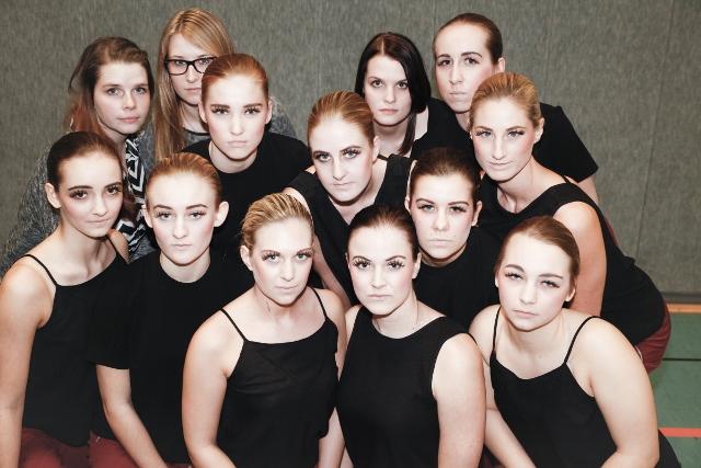 TC GW Dancing Rebels Gruppe