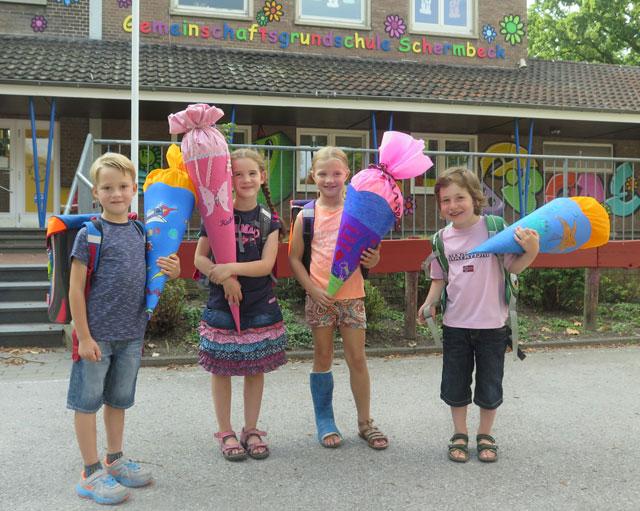 Drevenacker Schulleiterin betreut vorerst die Schermbecker Maximilian-Kolbe-Schule