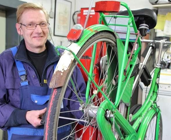 Martin Hensel - Zweiradmechanikermeister