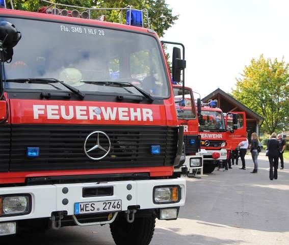 Freiwilligen Feuerwehr Schermbeck in Gahlen