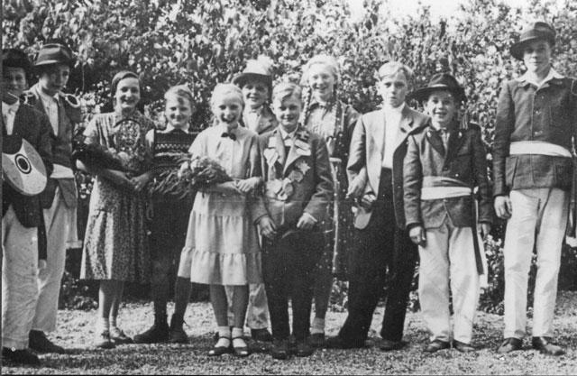Kinderschützen-1955