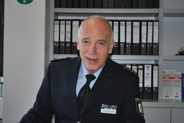 Polizei Utz Schmidt