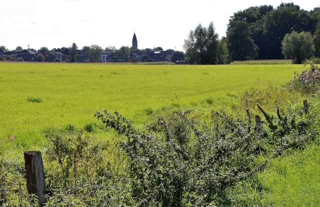 Gemeinde Schermbeck - Kreis Wesel Landschaftsaufnahmen