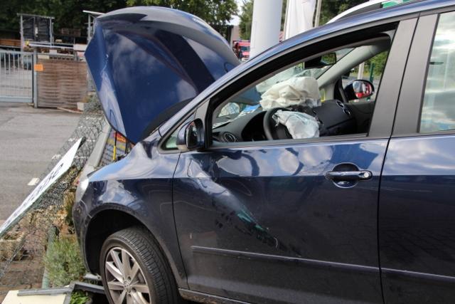 Verkehrsunfall Schermbeck Dorstener Strasse (3)