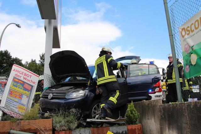Verkehrsunfall Schermbeck Dorstener Strasse (5)