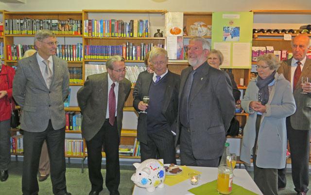 Ekkehard Liesmann, Heinz Böhnke
