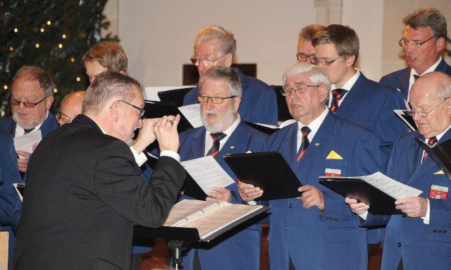 Konzert MGV Eintracht Schermbeck Ludgeruskirche (6)