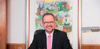 Landrat Dr. Ansgar Müller