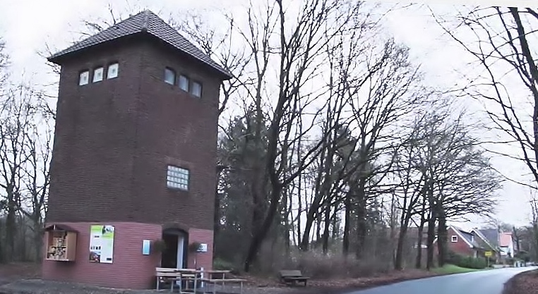Alte Turmstation Schermbeck Bricht RWE
