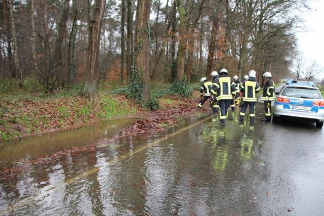 Feuerwehr Aquaplaning Dämmerwald (1)