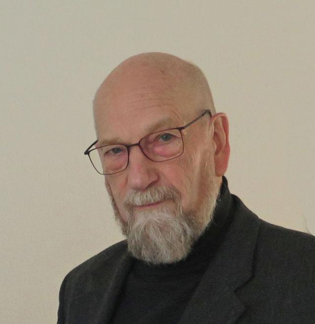 Wolfgang Bornebusch. Foto: Helmut Scheffler