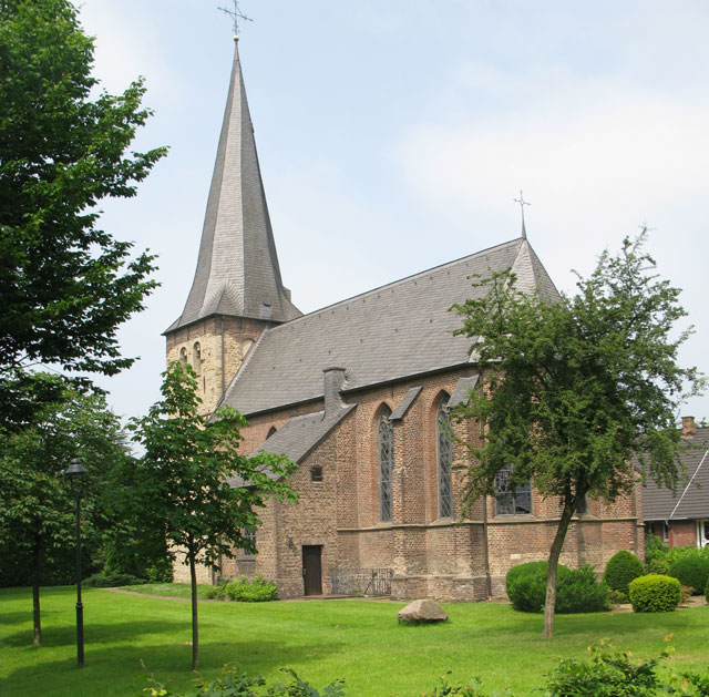 Kirche Drevenack