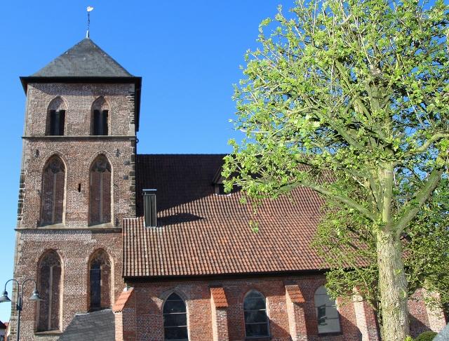 evangelische Kirche Schermbeck St Georg