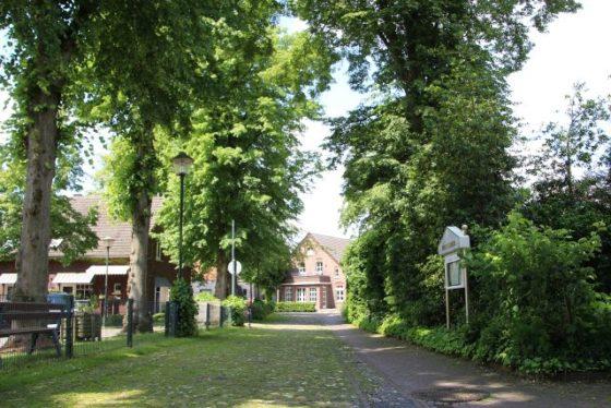 Karmeliter-Kloster Marienthal Hamminkeln historischer Friedhof (7)