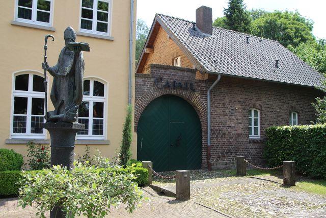 Karmeliter-Kloster Marienthal Hamminkeln historischer Friedhof (8)