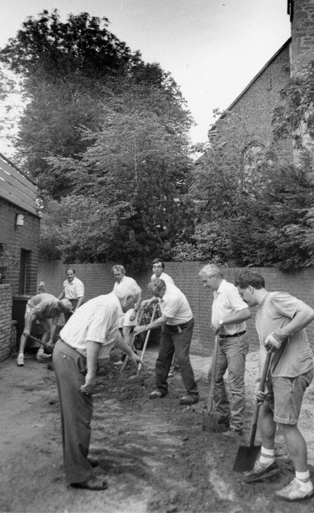 Aug 1991 Heimatverein Gahlen