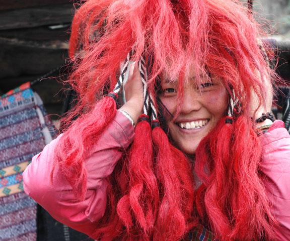 Fotos von Berti Kamps bhutan